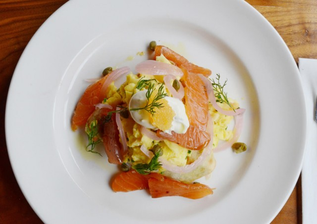 Join us for Brunch - Smoked & Scrambled