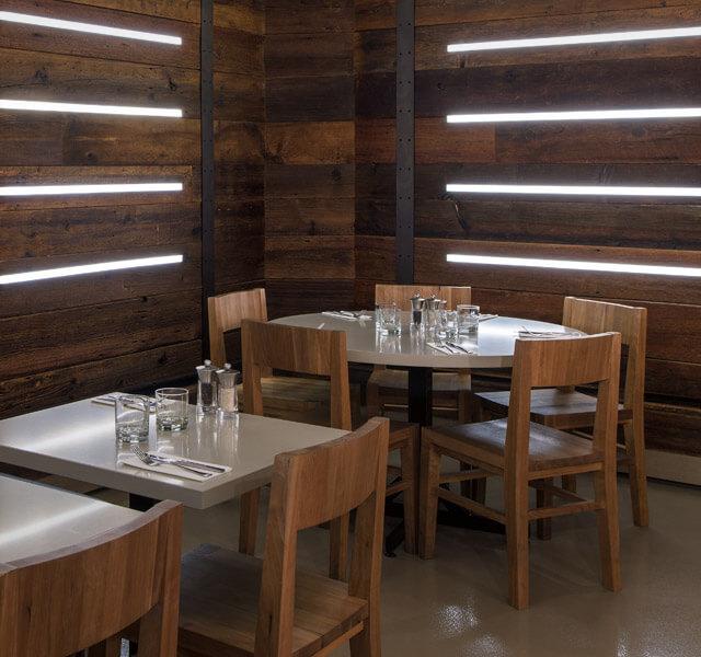 Bannock Restaurant Dining Room
