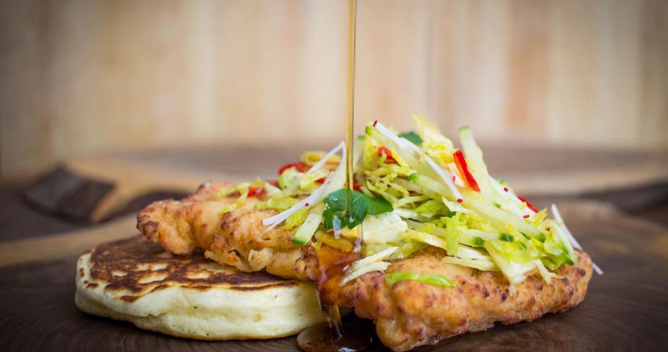 Bannock Sugar Shack Fried Chicken & Flapjacks
